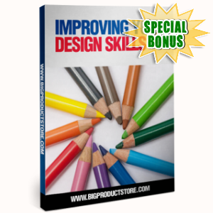 Special Bonuses - October 2016 - Improve Your Designing Skills