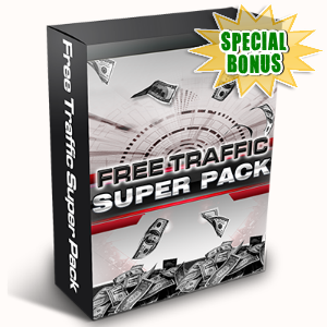 Special Bonuses - October 2016 - Free Traffic Super Pack