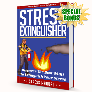 Special Bonuses - October 2016 - Stress Extinguisher