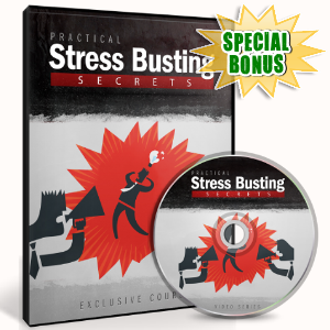 Special Bonuses - October 2016 - Practical Stress Busting Videos Pack