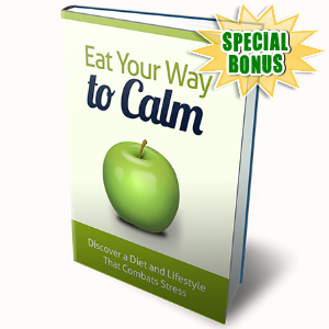 Special Bonuses - October 2016 - Eat Your Way To Calm