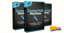 Turnkey Profit Machines Review and Bonuses