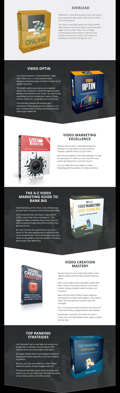 Video Instafolio Bonuses
