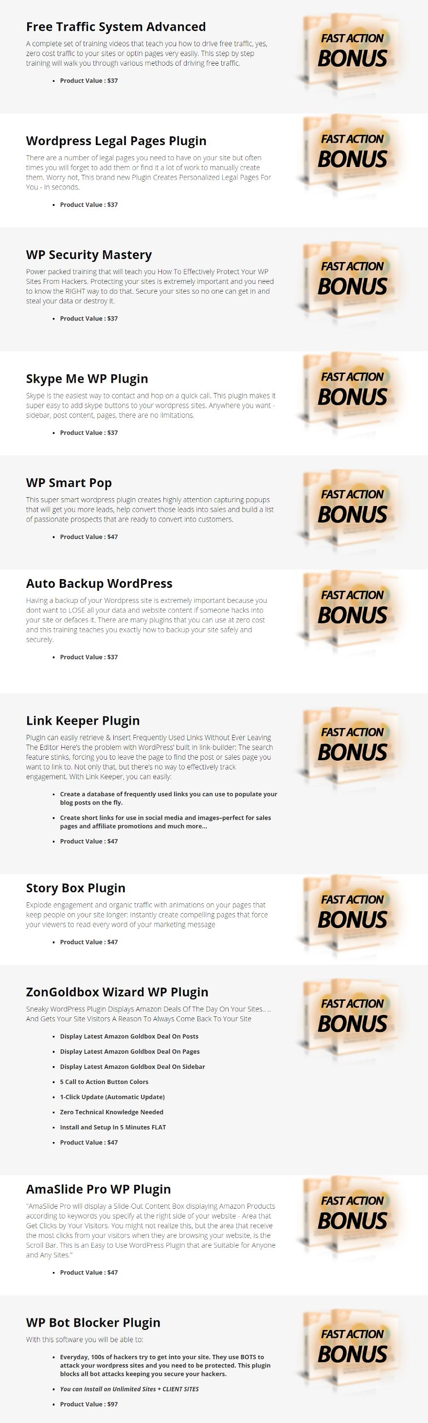 FotoPress Bonuses