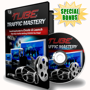 Special Bonuses - November 2016 - Tube Traffic Mastery Video Series
