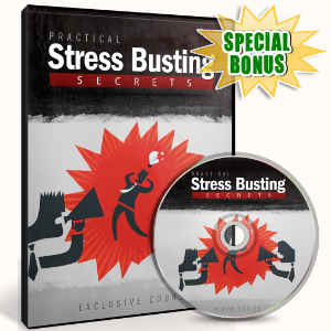 Special Bonuses - November 2016 - Practical Stress Busting Videos Pack