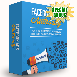 Special Bonuses - November 2016 - Facebook Ads Authority