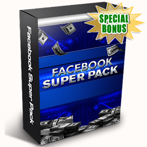 Special Bonuses - November 2016 - Facebook Super Pack Video Series