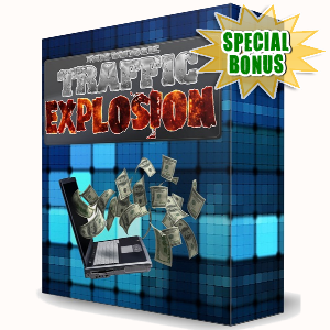 Special Bonuses - November 2016 - Newbie Traffic Explosion Video Series