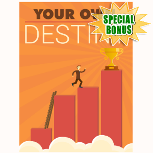 Special Bonuses - November 2016 - Your Own Destiny