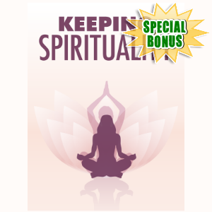 Special Bonuses - December 2016 - Keeping Spirituality