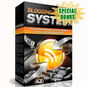Special Bonuses - December 2016 - Blogging Traffic System