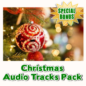 Special Bonuses - December 2016 - Christmas Audio Tracks Pack