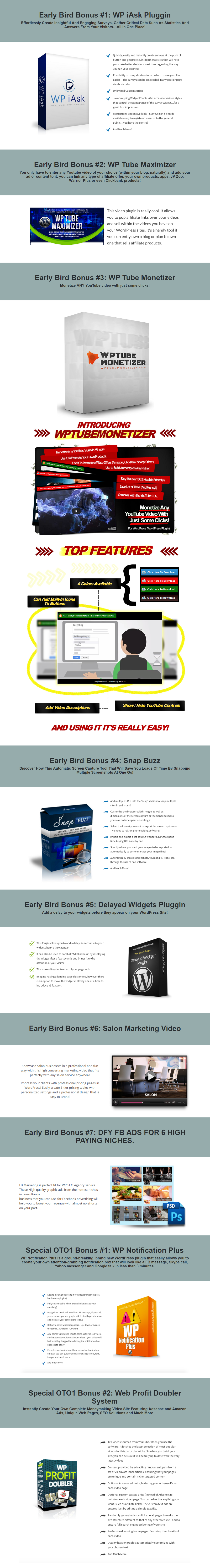 RebrandPress V2 Bonuses