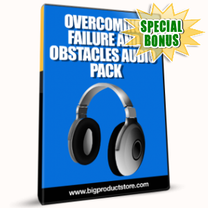 Special Bonuses - January 2017 - Overcoming Failure And Obstacles Audio Pack