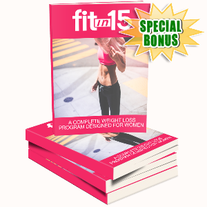 Special Bonuses - January 2017 - Fit In 15