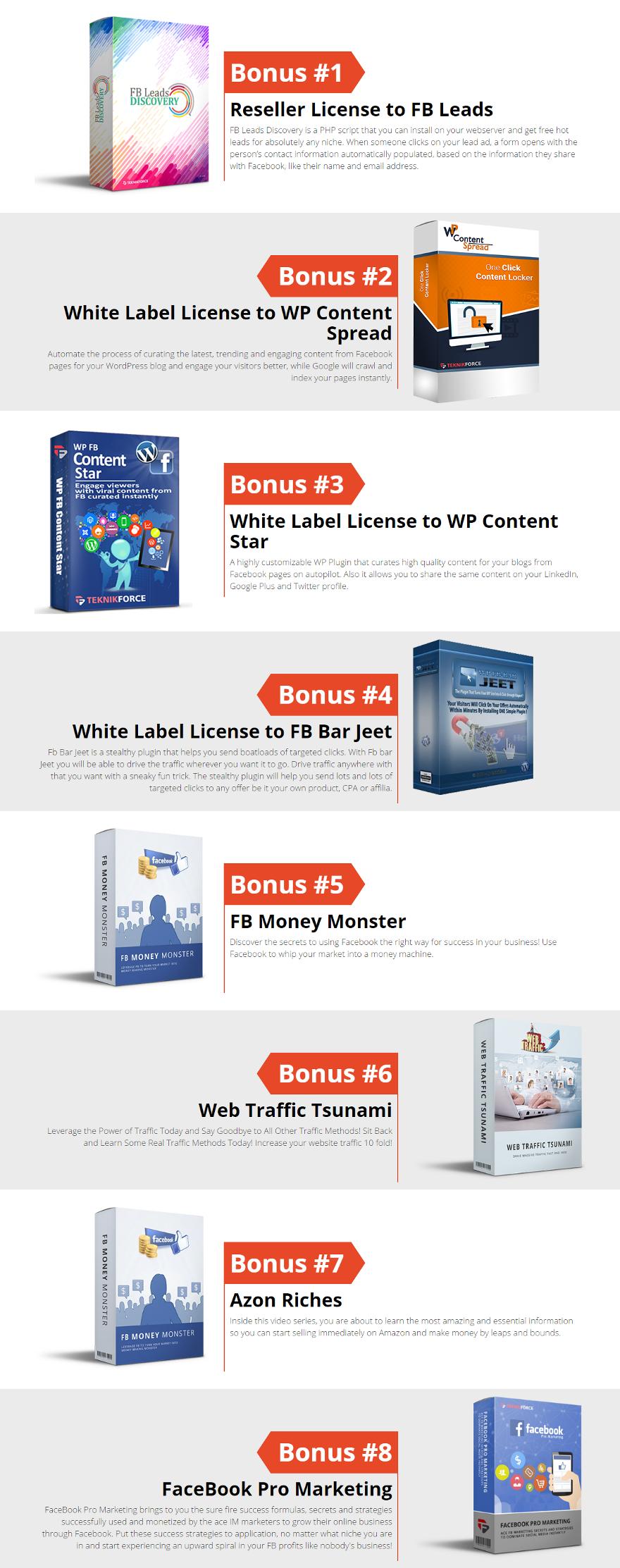 ClickMSG Bonuses