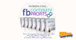 FB Continuity Profits Review and Bonuses
