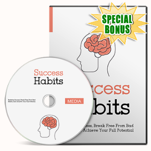 Special Bonuses - February 2017 - Success Habits Video Upgrade