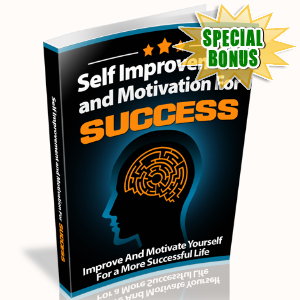 Special Bonuses - February 2017 - Self Improvement And Motivation For Success