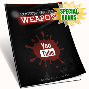 Special Bonuses - February 2017 - YouTube Traffic Weapon