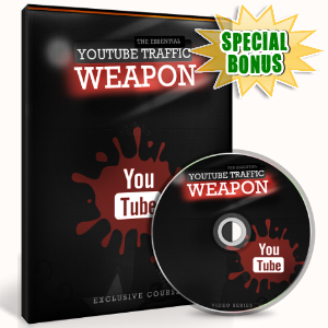 Special Bonuses - February 2017 - YouTube Traffic Weapon Video Upgrade