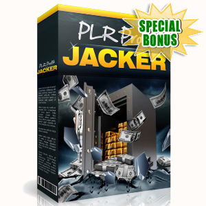 Special Bonuses - March 2017 - PLR Profit Jacker Video Series
