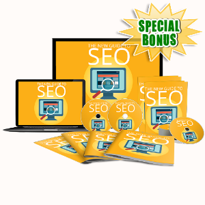 Special Bonuses - March 2017 - The New Guide To SEO
