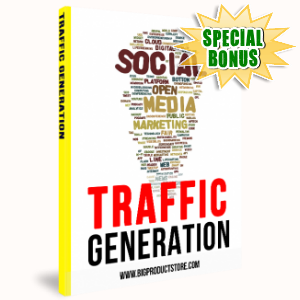 Special Bonuses - April 2017 - Traffic Generation