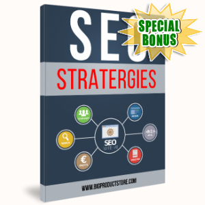 Special Bonuses - April 2017 - SEO Strategies