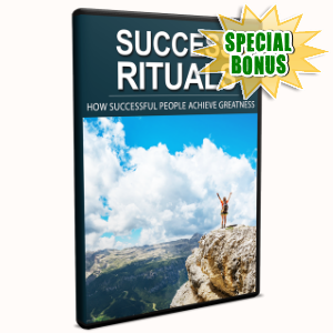 Special Bonuses - April 2017 - Success Rituals Video Upgrade