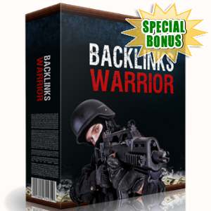 Special Bonuses - April 2017 - Backlinks Warrior Software
