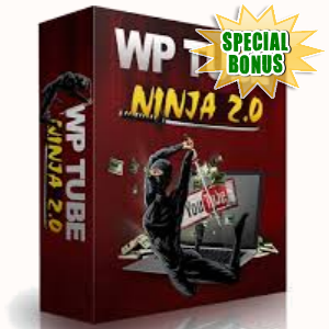 Special Bonuses - April 2017 - WP Tube Ninja V2 Plugin
