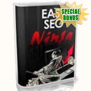 Special Bonuses - April 2017 - Easy SEO Ninja Software