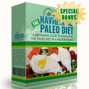 Special Bonuses - April 2017 - The Navigating The Paleo Diet