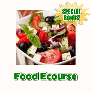 Special Bonuses - April 2017 - Food Ecourse