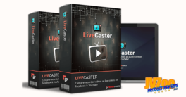 LiveCaster Review and Bonuses