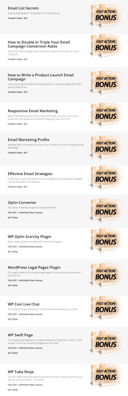 EmailFindr Bonuses