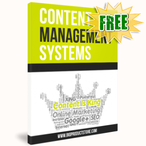 FREE Weekly Gifts - May 15, 2017 - Content Management Systems