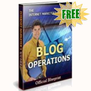 FREE Weekly Gifts - May 15, 2017 - Blog Operations