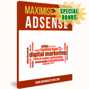 Special Bonuses - May 2017 - Maximize Your Adsense CTR