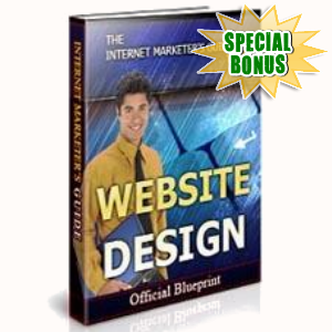 Special Bonuses - May 2017 - Website Design And Development