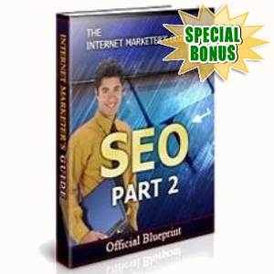 Special Bonuses - May 2017 - SEO Strategies Part 2