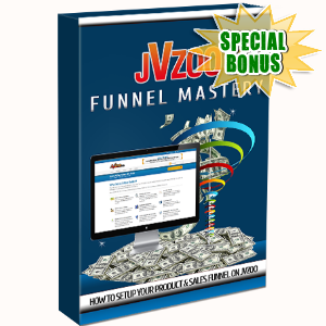 Special Bonuses - May 2017 - JVZoo Funnel Mastery Video Series