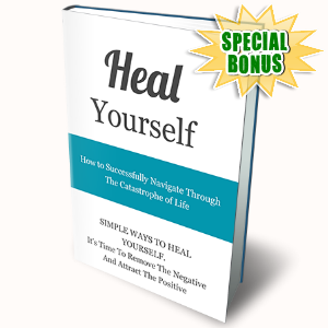 Special Bonuses - May 2017 - Heal Yourself