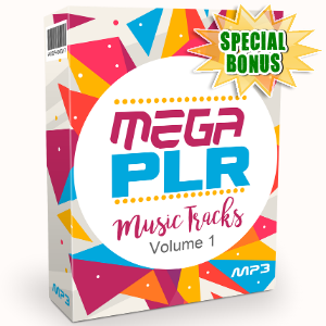 Special Bonuses - May 2017 - Mega Music Tracks Collection Volume 1