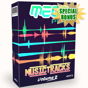 Special Bonuses - May 2017 - Mega Music Tracks Collection Volume 2