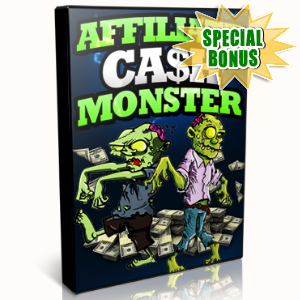 Special Bonuses - May 2017 - Affiliate Cash Monster Video Series