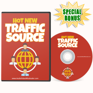 Special Bonuses - May 2017 - Hot New traffic Source Video Series