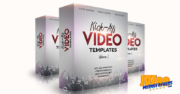 Kick-Ass Video Templates Review and Bonuses